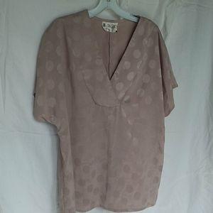 MAYGENE blouse size large